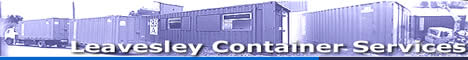 Leavesley Container Services